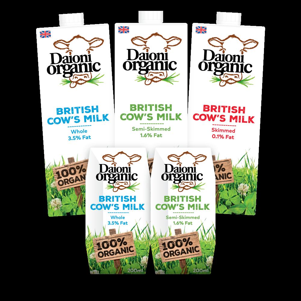 Organic UHT Milk