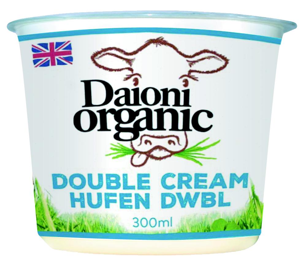Organic Double Cream